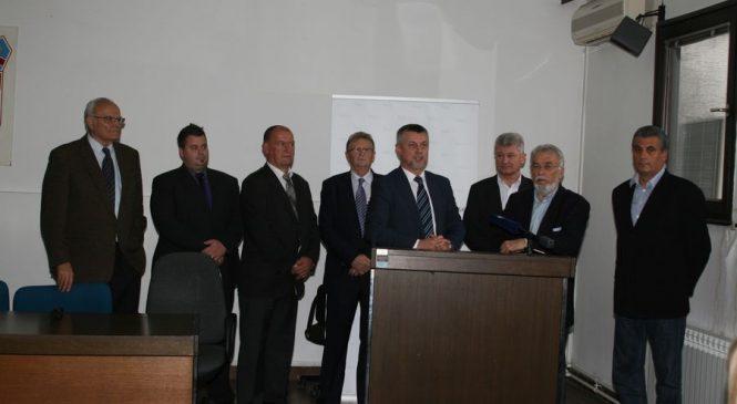 Osnivanje Podružnice HDS Zagreb