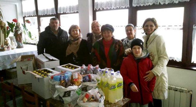 Koalicija HDS-a i ABB posjetili Pučku kuhinju u Bjelovaru