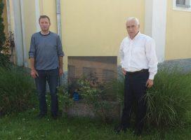 Polaganje vijenca na spomen žrtve Bleiburga