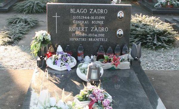 Blago Zadro – jedan je od najvećih junaka Domovinskoga rata