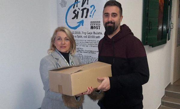 Splitska Udruga Most organizira humanitarnu akciju A DI SI TI?