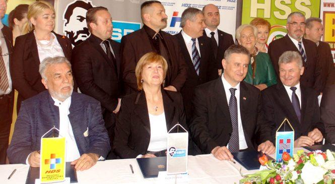 Sporazum za gospodarski oporavak i pobjedu hrvatskog naroda!