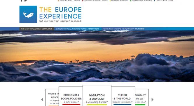 """""""Kršćani za Europu"""" pokrenuli interaktivnu mrežnu stranicu za EU izbore"""