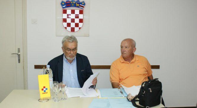 Sjednica Velikog vijeća Hrvatske demokršćanske stranke u Čakovcu