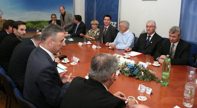 Sastanak koalicijskih partnera – Hrvatska će dobiti prvu predsjednicu!