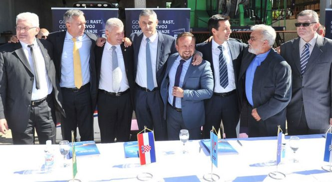 """Domoljubna koalicija u Vukovaru: ''Pobijedili smo na svim izborima u zadnje tri i pol godine, pobijedit ćemo i na parlamentarnim!'"""""""