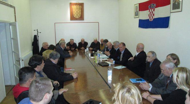 Sjednica Velikog vijeća – Zagreb