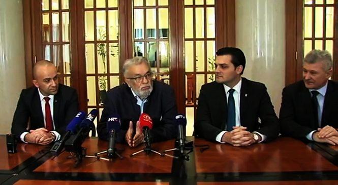 Ljudi koji žele u hrvatsku politiku unijeti mir, razum, toleranciju i razumijevanje svih drugih (VIDEO)
