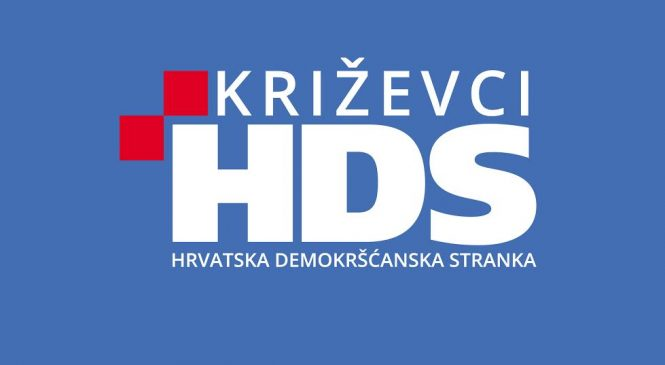 Hrg osnovao ogranak HDS-a u Križevcima