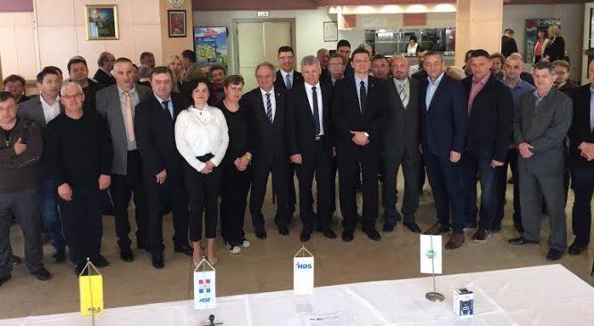 Križevci: Sporazum o zajedničkom nastupu na predstojećim lokalnim izborima