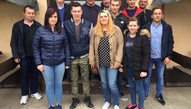 U općini Sv. Petar Orehovec osnovan ogranak HDS-a
