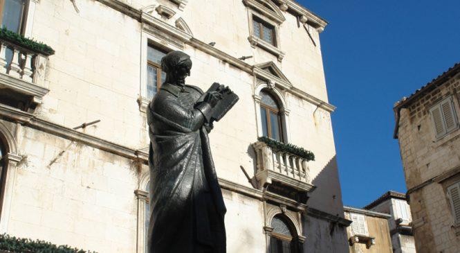 Podrška prosvjedu protiv Frljićeve predstave u Splitu