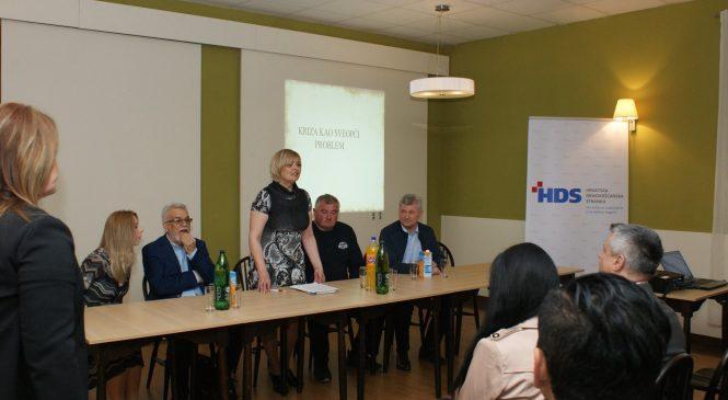 HRVATSKA DEMOKRŠĆANSKA STARNKA (HDS) – SVE JAČA POLITIČKA SNAGA NA HRVATSKOM DESNOM CENTRU