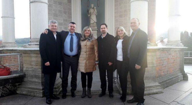 Sjednica Predsjedništva u Mariji Bistrici!