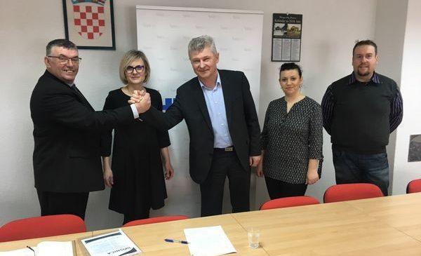 HDS postavio povjerenika za Grad Bjelovar i postavio pitanje: Što su to župani potpisali u Varaždinu?