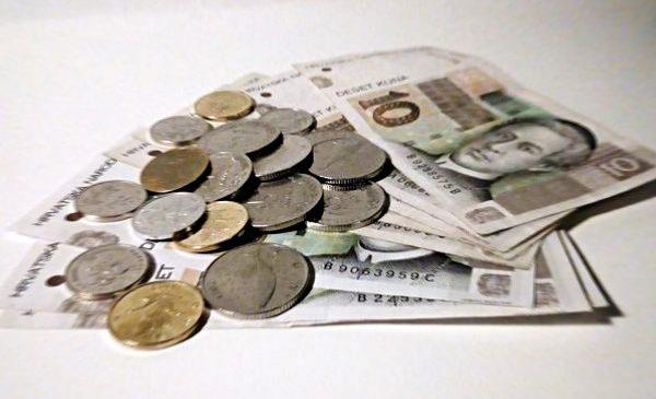 Plaće trebaju rasti, minimalna NE SMIJE biti ispod 4.000,00 kuna!!!