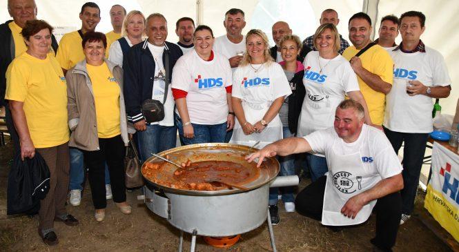 HDS na humanitarnom programu Kotlovinafest u Križu