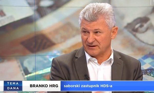 HTV 1 Tema dana – Porezna reforma