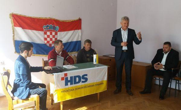 Izborni Sabor Ogranka HDS-a Novigrada Podravskog izabrao je novo vodstvo