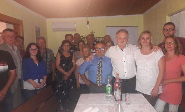 3. sjednica Koordiacije ogranaka HDS-a Slavonije i Baranje