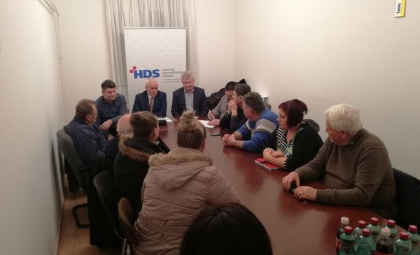 HDS osniva organizaciju mladih demokršćana