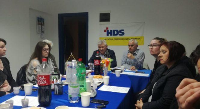 Sjednica Predsjedništva podružnice HDS-a Koprivničko-križevačke županije