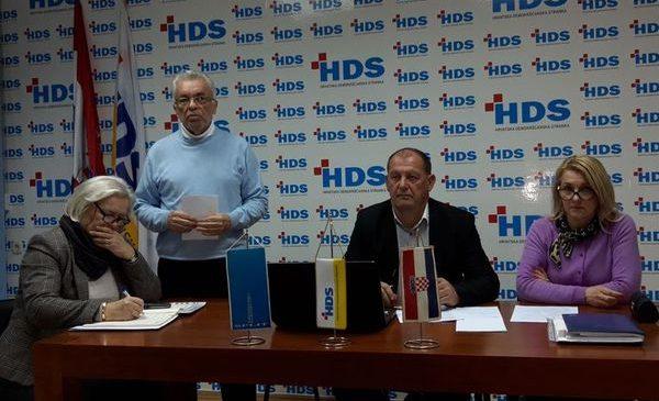 Novo vodstvo HDS-a grada Splita