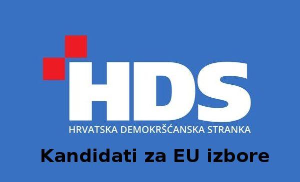 Kandidati za EU izbore