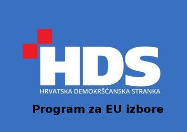 Program za EU izbore