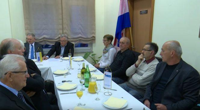 Izvještajni sabor ogranka HDS u Slavonskom Brodu