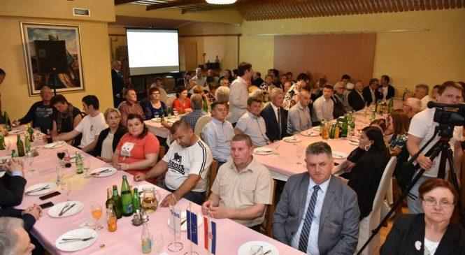 Završni predizborni skup HDS-a u Koprivnici