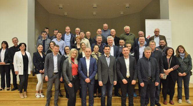 Izborni sabor Hrvatske demokršćanske stranke Križevaca