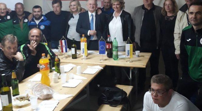 Predstavljanje kandidata za EU u Zbjegu