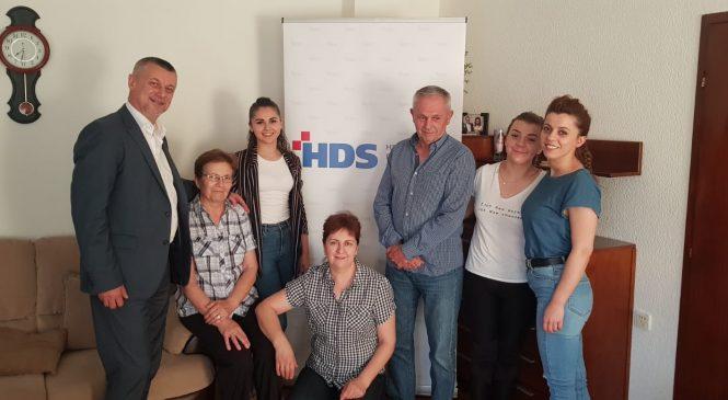 Osnovan ogranak HDS Brdovec