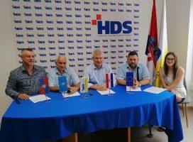 Politika HDS-a je politika konkretne pomoći ovom kraju