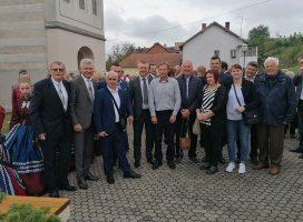 Deseta sjednica Predsjedništva Podružnice HDS-a uz program svetkovine sv. Marka Križevčanina