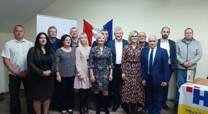 Utemeljiteljski sabor HDS-a Bjelovarsko-Bilogorske županije izabrao je novo vodstvo