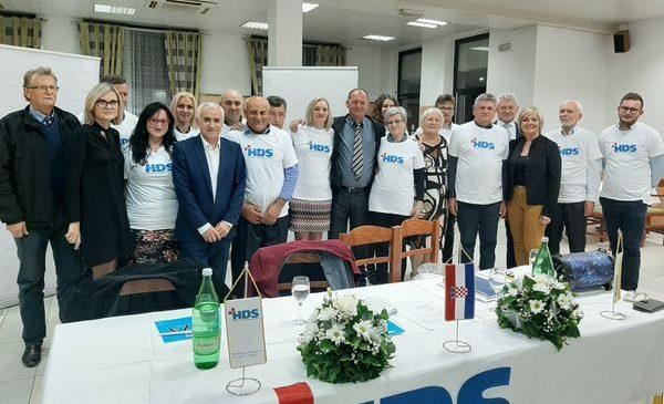 Vlado Hruban iz Starog Petrovog sela novi je predsjednik HDS-a Brodsko-posavske županije