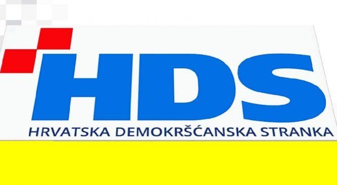Hrvatska demokršćanska stranka uključila se u prikupljanje pomoći!