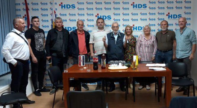 Utemeljiteljski sabor HDS-a Podružnice Splitsko dalmatinske županije