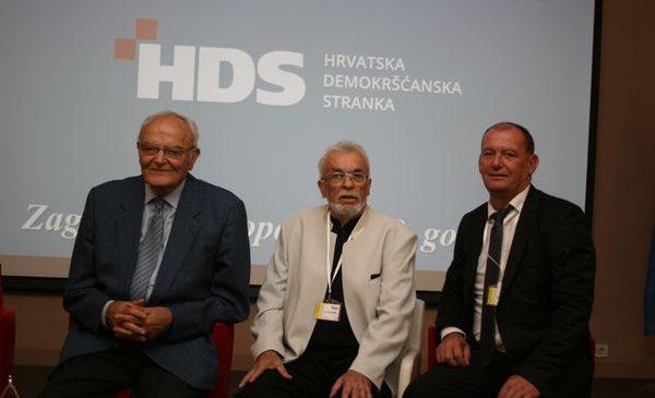 Izvještajni Sabor Hrvatske demokršćanske stranke