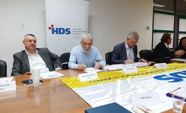 11. sjednica Velikog vijeća HDS-a