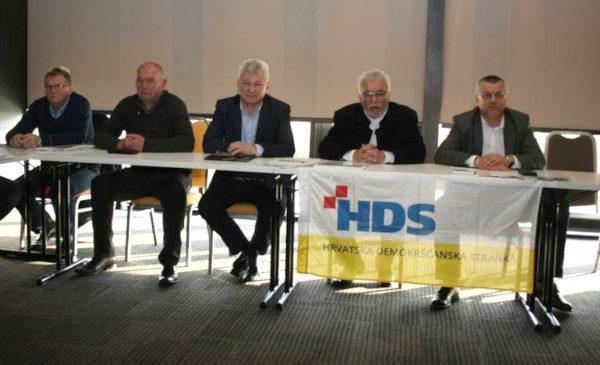 Započela s radom Politička akademija HDS-a