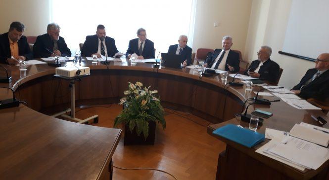 5. sjednica Nadzornog odbora Hrvatske demokršćanske stranke
