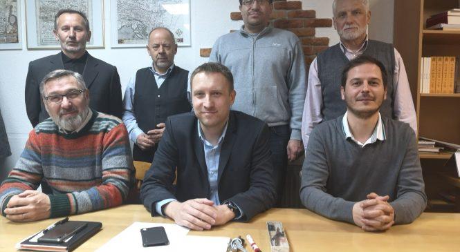 Demokršćani Međimurske županije izabrali novo čelništvo