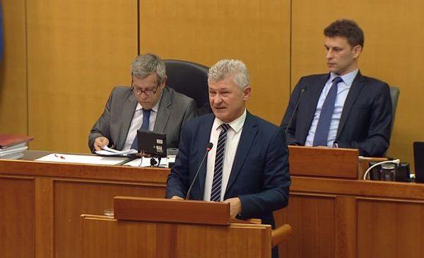 Branko Hrg, sabor izbori