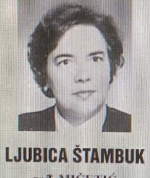 Poslijednji pozdrav- Ljubica Štambuk