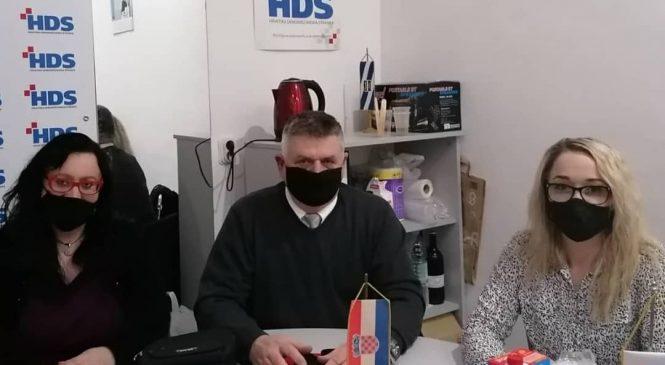 """PODRUŽNICA HDS-A BRODSKO-POSAVSKE ŽUPANIJE: """"SPREMNI SMO ZA LOKALNE IZBORE"""""""
